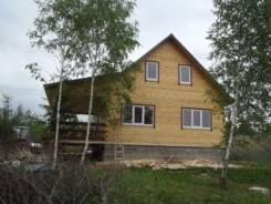 Дача из бруса в СНТ Копцево, Ярославское ш. 90 км от МКАД. от агентства недвижимости или посредника