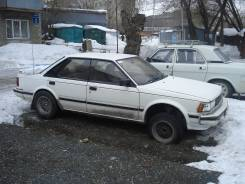 Nissan Bluebird. Ниссан блюберд птс кузов U11