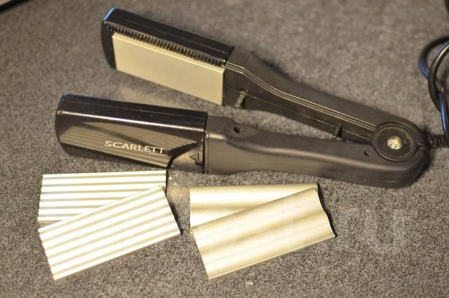 Утюжок для гофрирования волос
