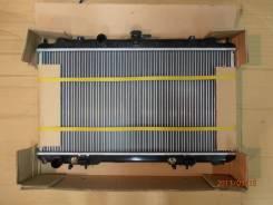Радиатор охлаждения двигателя. Nissan Primera, RP12, TNP12, TP12, WRP12, WTNP12, WTP12 Двигатели: QR20DE, QR25DD