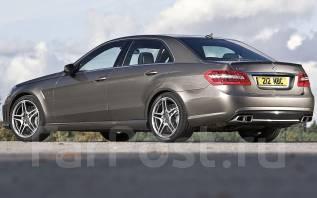Спойлер. Mercedes-Benz E-Class, W212