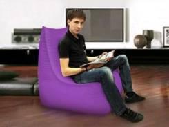 Кресла-мешки.