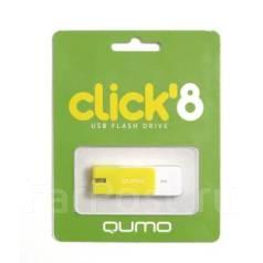 Флешки. 8 Гб, интерфейс USB