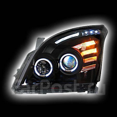 Оптика. Toyota Land Cruiser Prado, GRJ120, GRJ120W, KDJ120, KDJ120W, KZJ120, LJ120, RZJ120, RZJ120W, TRJ120, TRJ120W, VZJ120, VZJ120W Двигатели: 1GRFE...