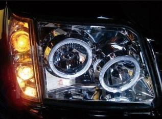 Оптика. Toyota Land Cruiser Prado, RZJ90W, RZJ95W, VZJ95W, KZJ95W, VZJ95, KZJ90W, VZJ90W Двигатели: 1KZTE, 3RZFE, 5VZFE