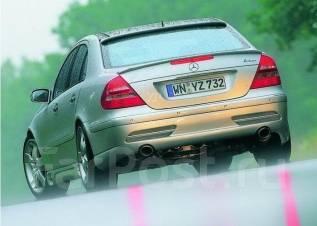 Спойлер на заднее стекло. Mercedes-Benz E-Class, W211