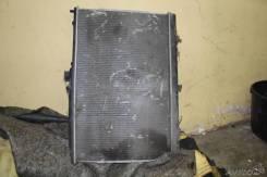 Радиатор охлаждения двигателя. Mitsubishi Outlander Двигатель 2 4 MIVEC