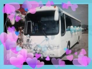 Автобусы.