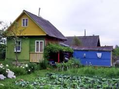 Дачный земельный участок и расположенный на нем жилой дом. от частного лица (собственник)