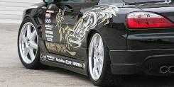 Крыло. Nissan Silvia, S14