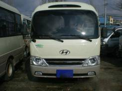 Hyundai County. Bus 2011 без пробега по России, 3 900 куб. см., 25 мест. Под заказ