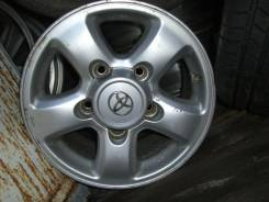 Toyota Land Cruiser. x16