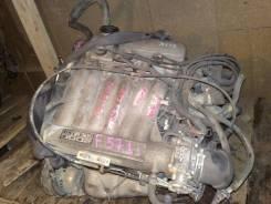 Двигатель в сборе. Mitsubishi Emeraude, E54A Двигатель 6A12