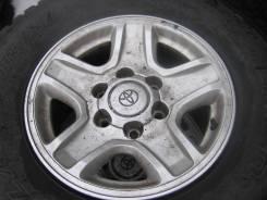 Toyota. 7.0x16, 6x139.70, ET15, ЦО 110,0мм. Под заказ