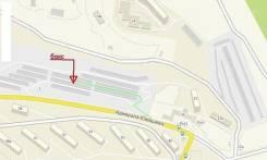 """Капитальный гараж в районе """"Зелёного угла"""" (36квм). Адмирала Юмашева ул., р-н 64, 71 микрорайоны, 36кв.м., электричество, подвал. Вид изнутри"""