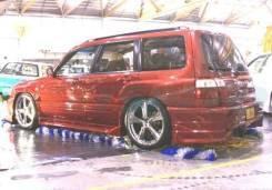 Subaru Forester SF5 C-WEST 1998-2002 Задний бампер. Под заказ.