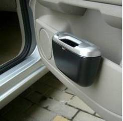 Новая мусорница в авто