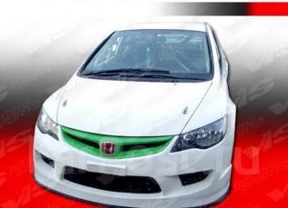 Обвес кузова аэродинамический. Honda Civic, FD1, FD2 Двигатели: N16A1, P6FD1