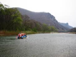 2-4 мая Первый Приморский Фестиваль-сплав «Открытая вода»