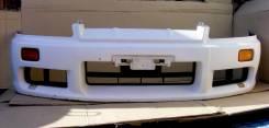 Nissan Skyline ER34 (I модель) бампер передний F2022-AA2MD (QM1) белый