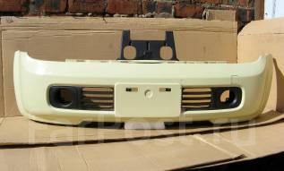 Бампер. Nissan Cube, BNZ11, YZ11, BZ11, Z11