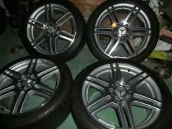 Mercedes. 8.5/9.0x18, 5x112.00, ET48/54