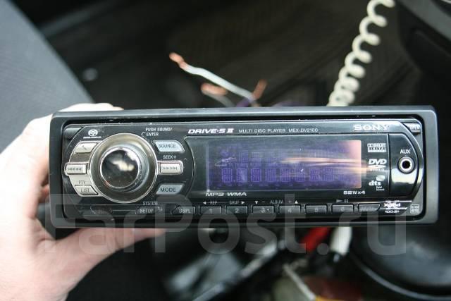 Sony mex dv2100 схема