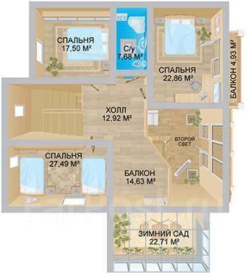 Аврора. 300-400 кв. м., 2 этажа
