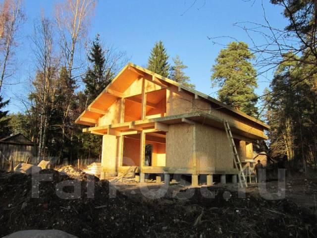 Проект дома из СИП- панелей Премьер. 200-300 кв. м., 2 этажа