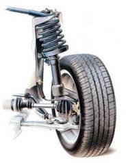 Профессиональный ремонт стоек, диагностика и ремонт подвески