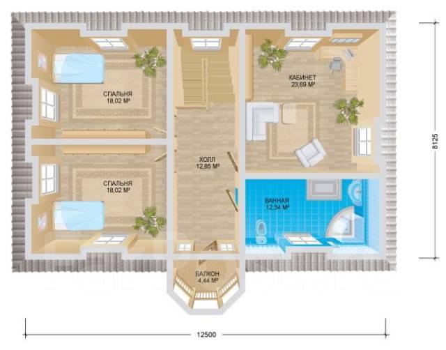 Венеция. 200-300 кв. м., 2 этажа