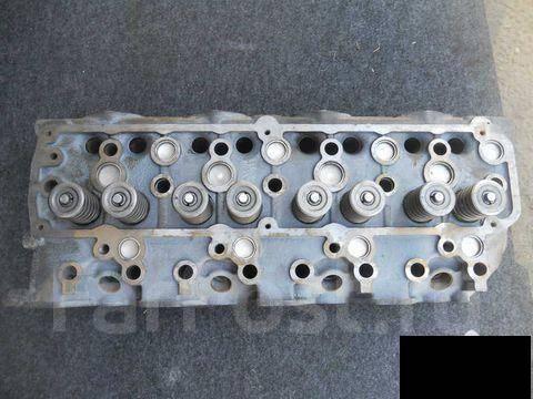 головка блока цилиндров mitsubishi canter 4d36 новая