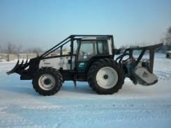 Мульчер (Измельчитель ) FAE UMM/S 225 на базе Трактор Valtra 8950/4
