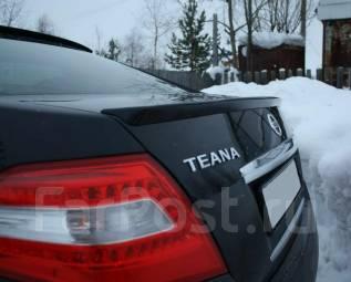 Спойлер. Nissan Teana, J32, J32R