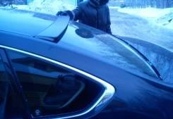 Спойлер на заднее стекло. Nissan Teana, J32