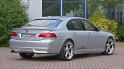 Спойлер на заднее стекло. BMW 7-Series