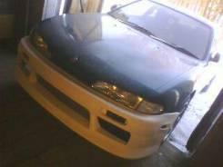 Бампер. Nissan Silvia, S14 Двигатели: SR20DET, SR20D, SR20DE, SR20DT