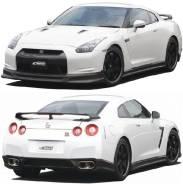 Обвес кузова аэродинамический. Nissan GT-R, R35