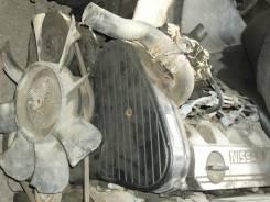 Двигатель в сборе. Nissan Laurel, SC33 Двигатель RD28