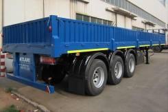 Atlant SWH1235. Бортовой-контейнеровоз , новый, сертифицирован, 35 000кг.