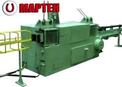 Раскатка бухтового металлопроката (Правильно отрезная машина (ПОМ