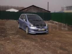 Обвес кузова аэродинамический. Honda Fit. Под заказ