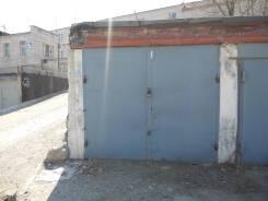 Продается капитальный гараж по ул. Бородинская 28. Бородинская ул. 28, р-н Вторая речка, 17,0кв.м., электричество. Вид снаружи