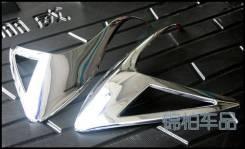 Накладка декоративная. Toyota Highlander