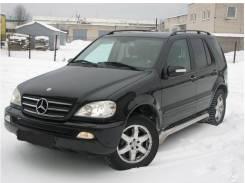 Mercedes-Benz ML-Class. W163, ML400CDIML500ML320