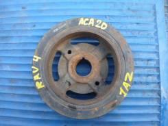 Шкив коленвала. Toyota Caldina, AZT246 Двигатель 1AZFSE
