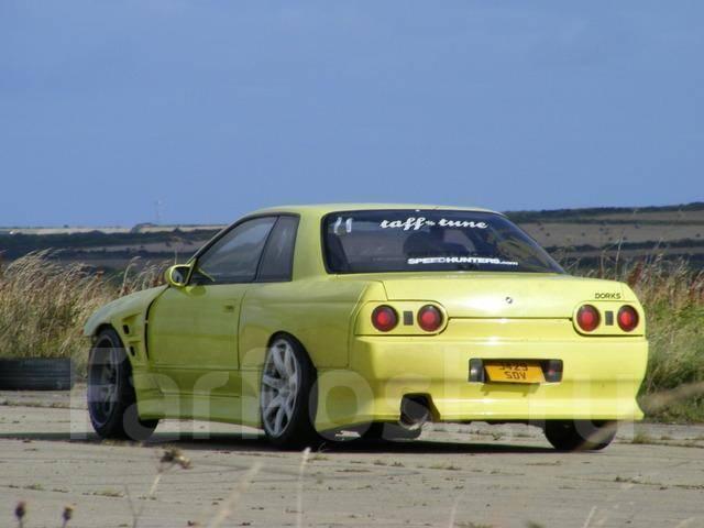 Расширитель крыла. Nissan Skyline, ECR32, HR32, HNR32, FR32, HCR32, ER32, BNR32, YHR32