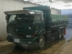 Nissan Diesel UD. Самосвал 11 т, 21 200 куб. см., 11 000 кг.