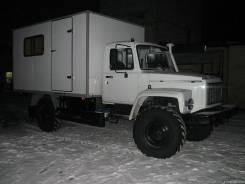 "ГАЗ-33081. Фургон ГАЗ 33088 ""Садко"", 4 700 куб. см., 2 300 кг."