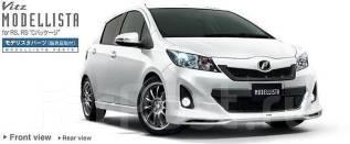Губа. Toyota Vitz, NCP131. Под заказ